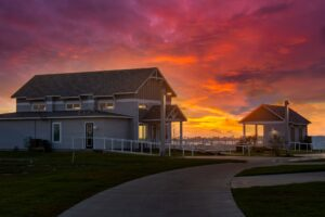 Costal breeze rv park - clubhouse