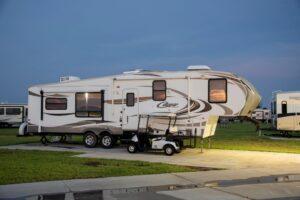 Coastal Breeze RV Resort in Rockport Texas